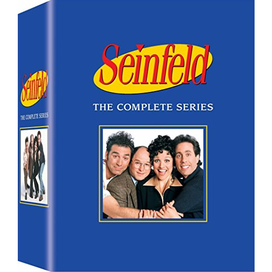 Seinfeld - The Complete Series (for NZ Buyers)