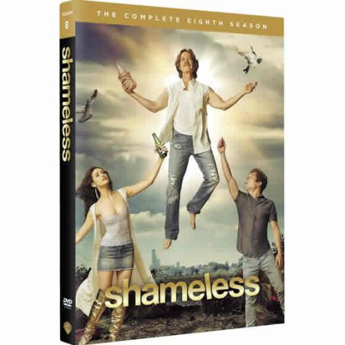 Shameless - The Complete Season 8 DVD (for NZ Buyers)