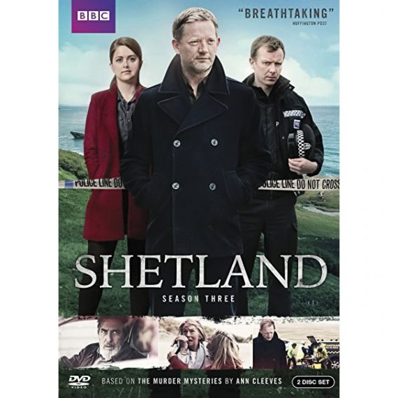 Shetland - The Complete Season 3 DVD (for NZ Buyers)
