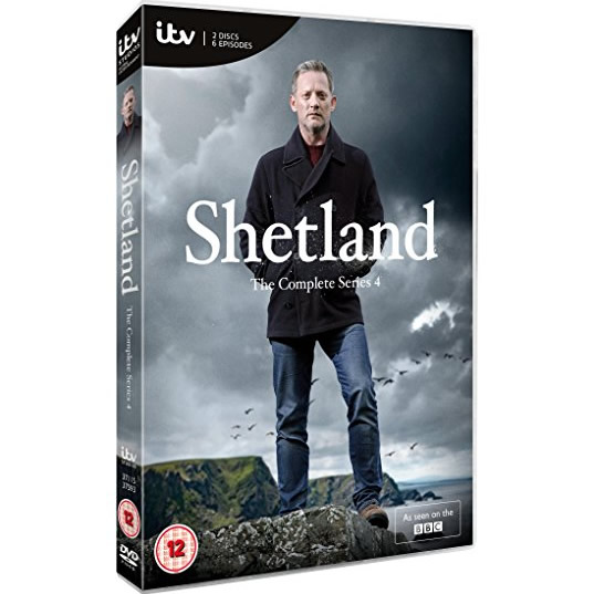 Shetland - The Complete Season 4 DVD (for NZ Buyers)