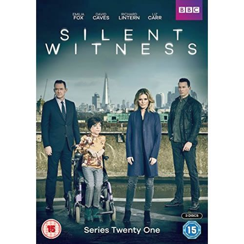 Silent Witness - The Complete Season 21 DVD (for NZ Buyers)