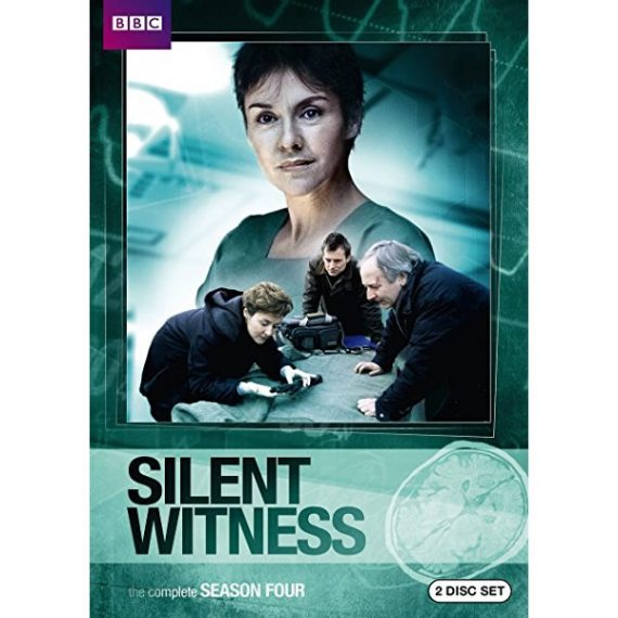 Silent Witness - The Complete Season 4 DVD (for NZ Buyers)
