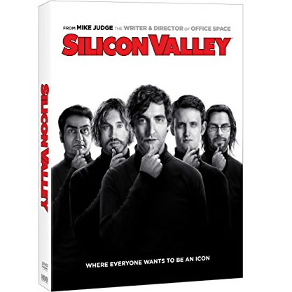 Silicon Valley - The Complete Season 1 DVD (for NZ Buyers)