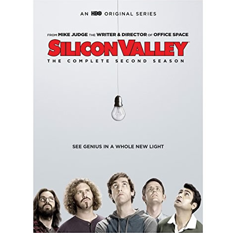 Silicon Valley - The Complete Season 2 DVD (for NZ Buyers)