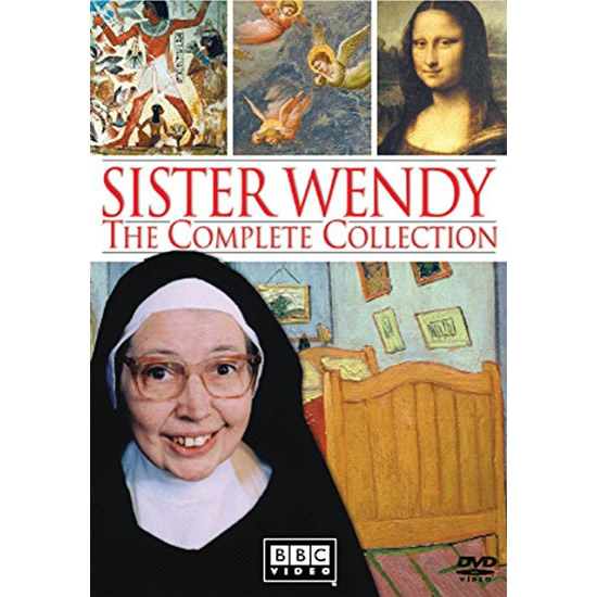 Sister Wendy Complete Collection DVD (for NZ Buyers)