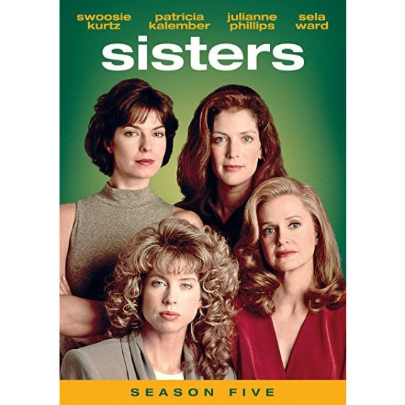 Sisters - The Complete Season 5 DVD (for NZ Buyers)