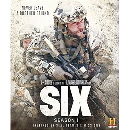 Six - The Complete Season 1 DVD (for NZ Buyers)