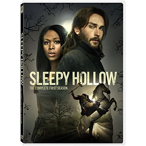 Sleepy Hollow - The Complete Season 1 DVD (for NZ Buyers)