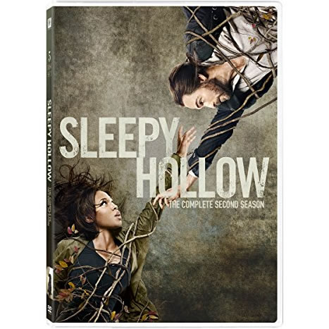 Sleepy Hollow - The Complete Season 2 DVD (for NZ Buyers)