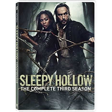 Sleepy Hollow - The Complete Season 3 DVD (for NZ Buyers)