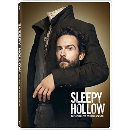 Sleepy Hollow - The Complete Season 4 DVD (for NZ Buyers)