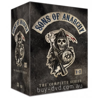 Sons of Anarchy - The Complete Series (for NZ Buyers)