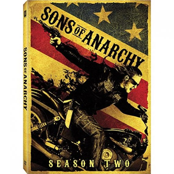Sons of Anarchy - The Complete Season 2 DVD (for NZ Buyers)