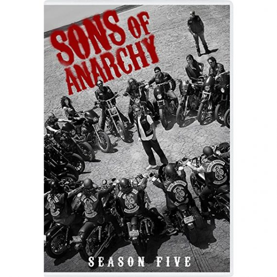Sons of Anarchy - The Complete Season 5 DVD (for NZ Buyers)