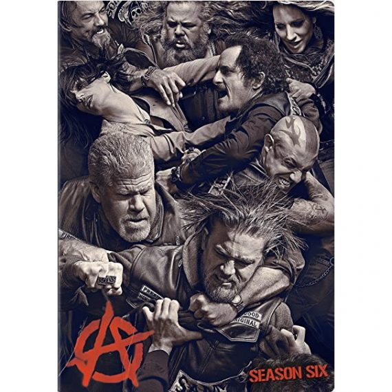 Sons of Anarchy - The Complete Season 6 DVD (for NZ Buyers)