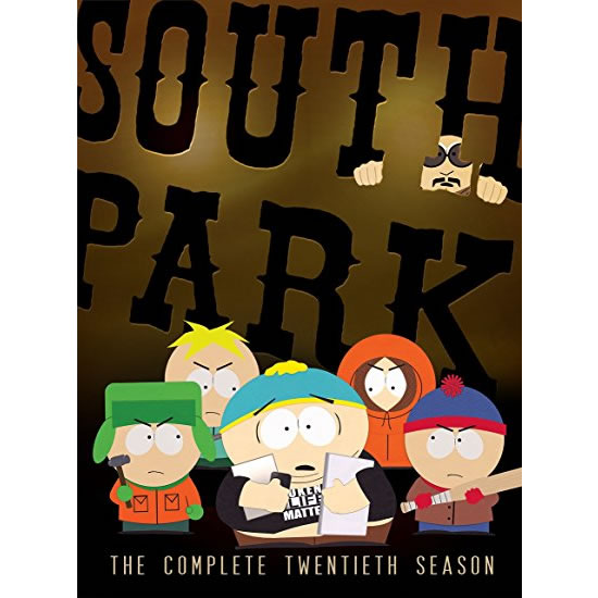 South Park - The Complete Season 20 DVD (for NZ Buyers)