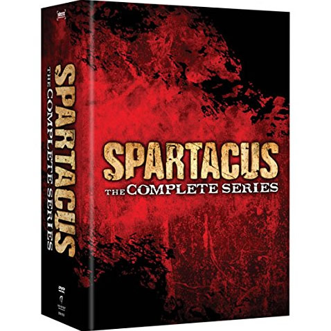 Spartacus - The Complete Series (for NZ Buyers)