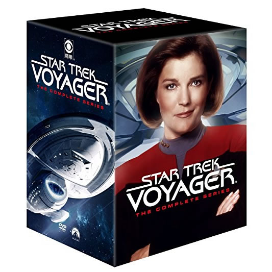 Star Trek - Voyager - The Complete Series (for NZ Buyers)