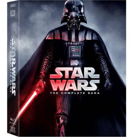 STAR WARS The Complete Saga DVD (for NZ Buyers)