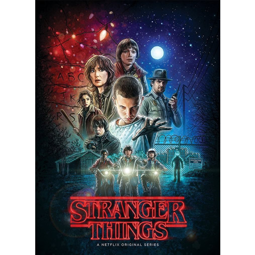 Stranger Things - The Complete Season 1 DVD (for NZ Buyers)