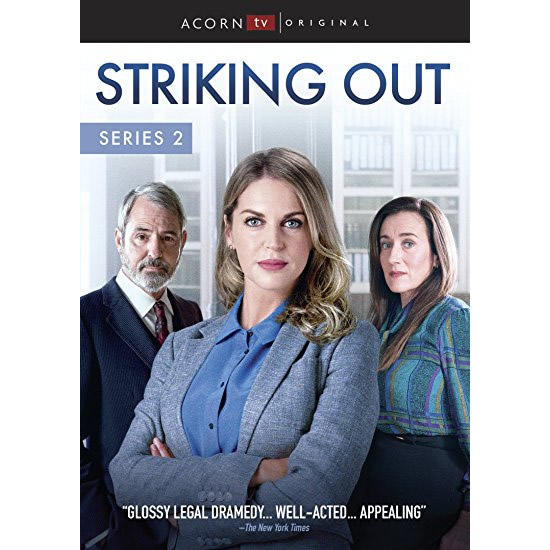 Striking Out - The Complete Season 2 DVD (for NZ Buyers)