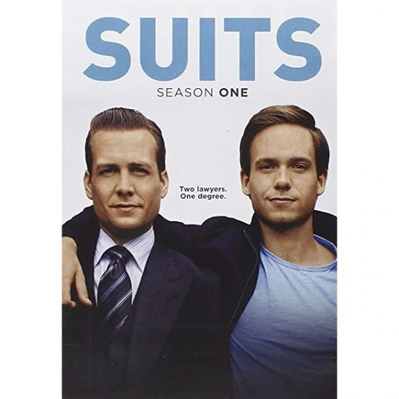 Suits - The Complete Season 1 DVD (for NZ Buyers)