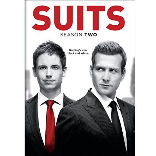 Suits - The Complete Season 2 DVD (for NZ Buyers)