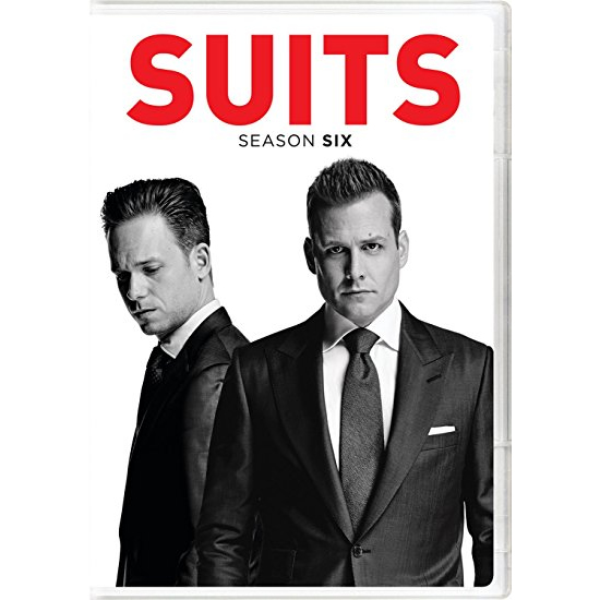 Suits - The Complete Season 6 DVD (for NZ Buyers)