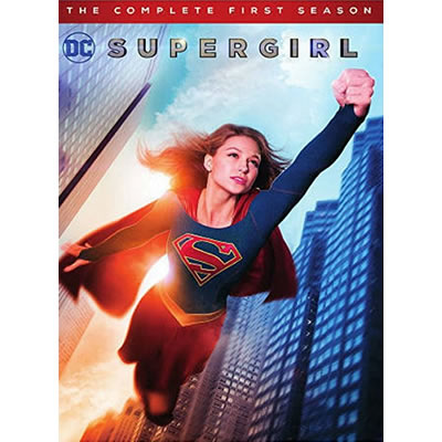Supergirl - The Complete Season 1 DVD (for NZ Buyers)