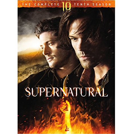 Supernatural - The Complete Season 10 DVD (for NZ Buyers)