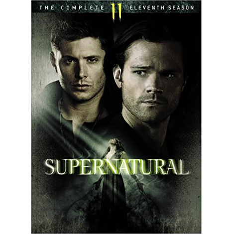 Supernatural - The Complete Season 11 DVD (for NZ Buyers)