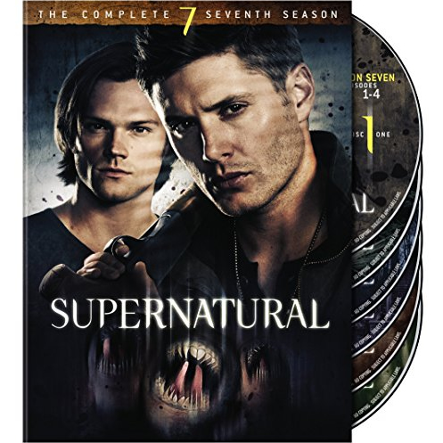 Supernatural - The Complete Season 7 DVD (for NZ Buyers)