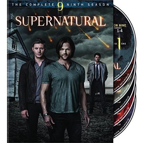 Supernatural - The Complete Season 9 DVD (for NZ Buyers)