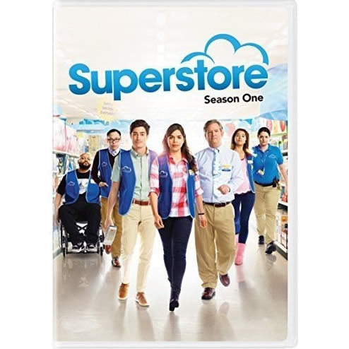 Superstore - The Complete Season 1 DVD (for NZ Buyers)