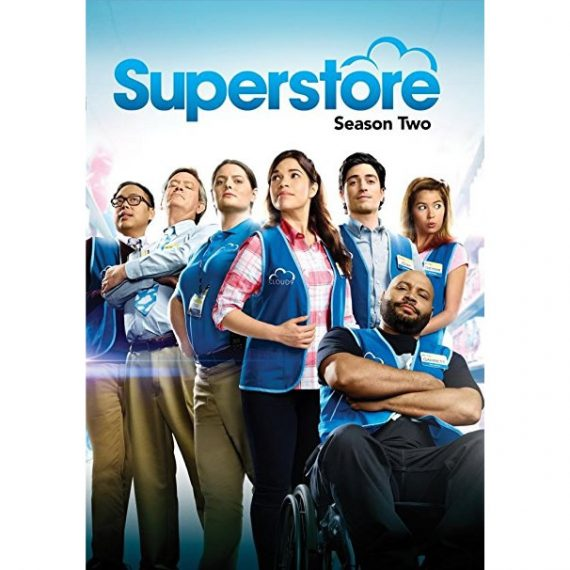 Superstore - The Complete Season 2 DVD (for NZ Buyers)