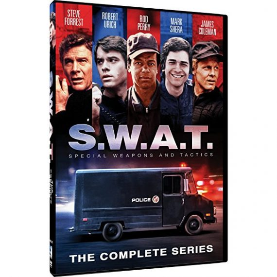 S.W.A.T. - The Complete Series (for NZ Buyers)