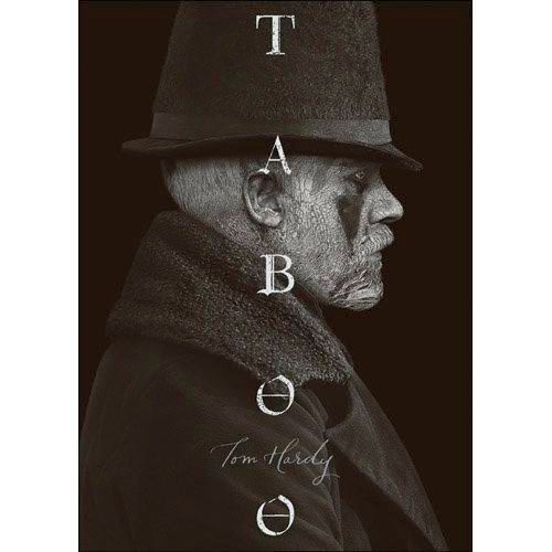Taboo - The Complete Season 1 DVD (for NZ Buyers)