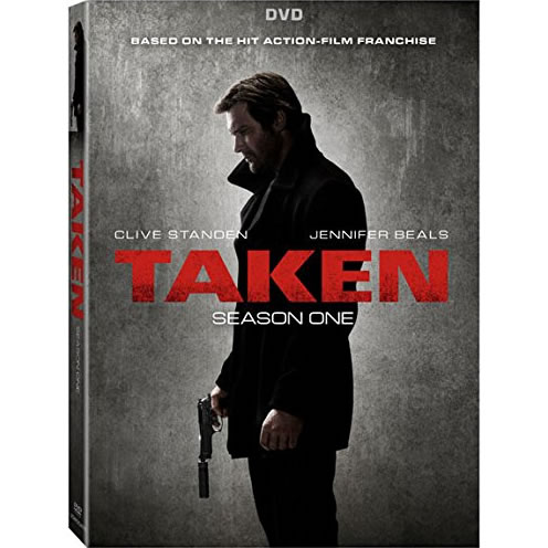 Taken - The Complete Season 1 DVD (for NZ Buyers)