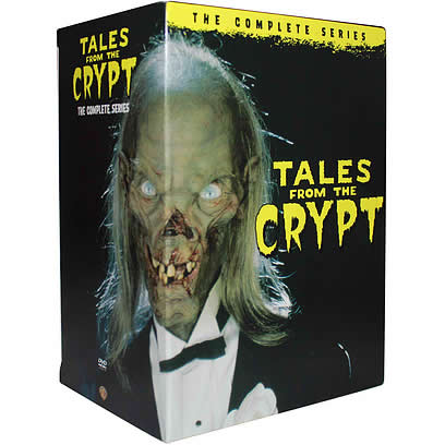 Tales from the Crypt - The Complete Series (for NZ Buyers)