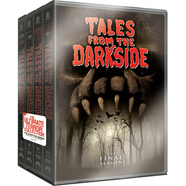 Tales From the Darkside - The Complete Series (for NZ Buyers)