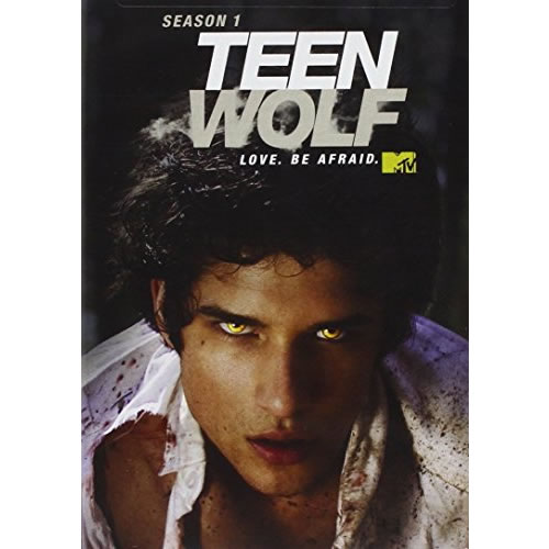 Teen Wolf - The Complete Season 1 DVD (for NZ Buyers)