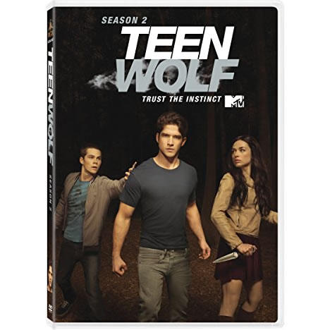 Teen Wolf - The Complete Season 2 DVD (for NZ Buyers)