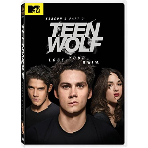 Teen Wolf - The Complete Season 3 Part 2 DVD (for NZ Buyers)