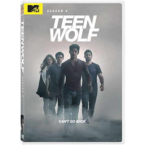 Teen Wolf - The Complete Season 4 DVD (for NZ Buyers)