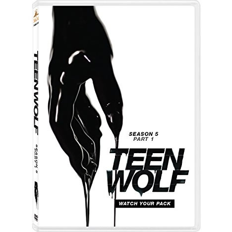Teen Wolf - The Complete Season 5 Part 1 DVD (for NZ Buyers)