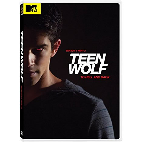 Teen Wolf - The Complete Season 5 Part 2 DVD (for NZ Buyers)