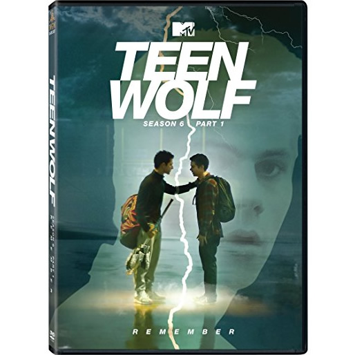 Teen Wolf - The Complete Season 6 Part 1 DVD (for NZ Buyers)