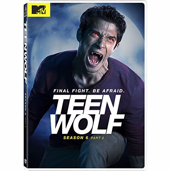 Teen Wolf - The Complete Season 6 Part 2 DVD (for NZ Buyers)
