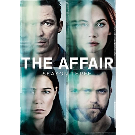 The Affair - The Complete Season 3 DVD (for NZ Buyers)