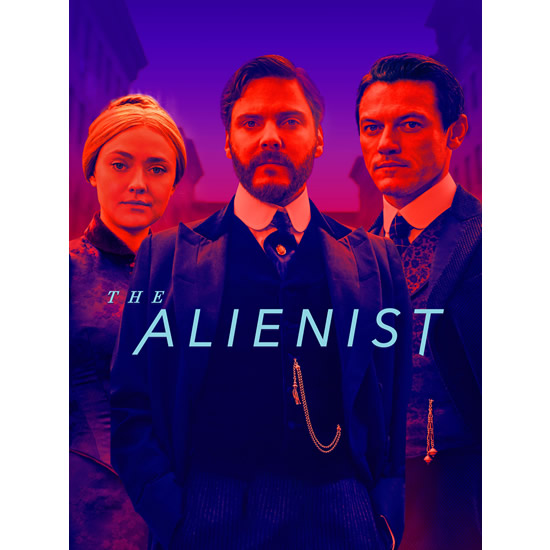 The Alienist - The Complete Season 1 DVD (for NZ Buyers)